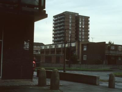 View of Queensbury Court