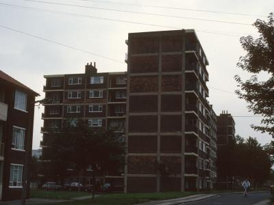 View of 8-storey block on Buckingham Street