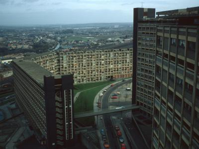 View of Park Hill Estate