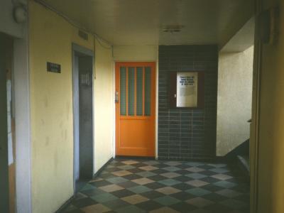 Hallway in Coronation Court