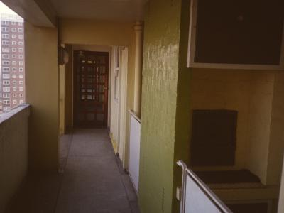 Balcony in Coronation Court
