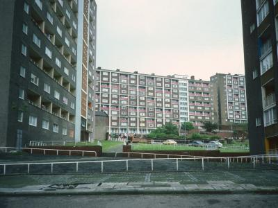 View of Everton Terrace blocks and Garibaldi Street blocks