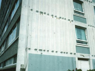 Detail view of Kilbroney House