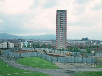 View of Divis Tower