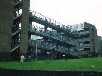 View of blocks in Cullingtree