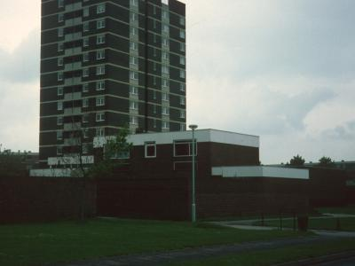 View of Oakridge Towers