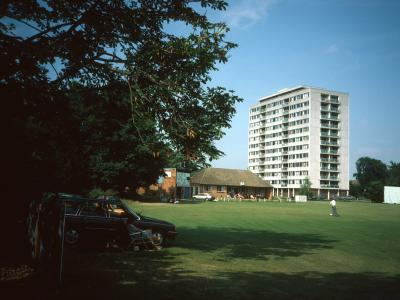 View of Bury Court
