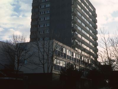 View of Telford Court