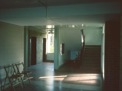 Interiorl view of Chauncy House