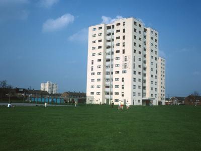 View of Keir Hardie House