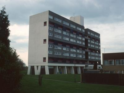 View of Thamesview House