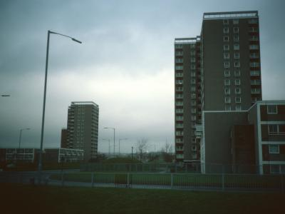 View of Croydon House and Lansdowne Court