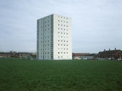 View of Langney Court