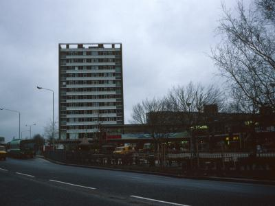 View of Queensway House