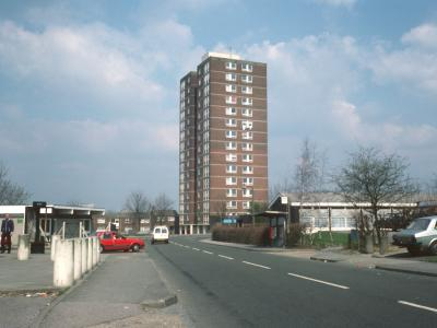 View of Willowfield Tower
