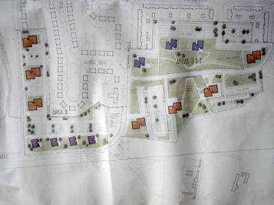 Plan for Seaton B. C and D