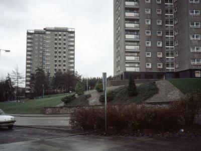 View of Callendar Estate, Site 2