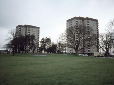 View of Glenfuir Estate