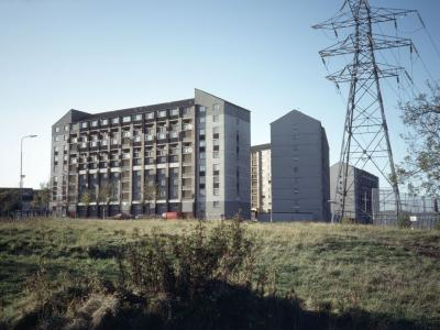 View of Wester Hailes Contract 5