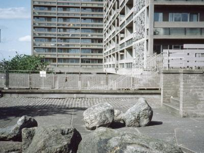 View of Gallowgate II development