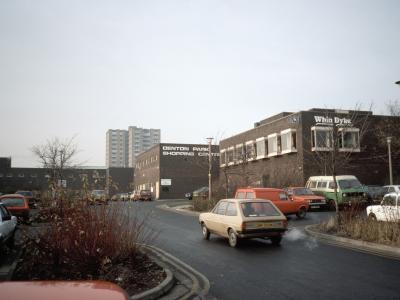 Westerhope and West Denton development