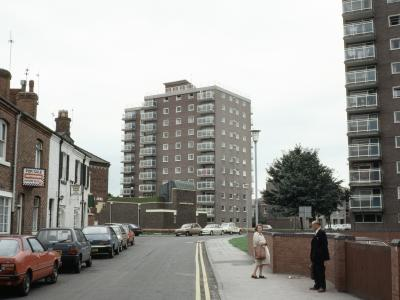 View of Thackery Towers