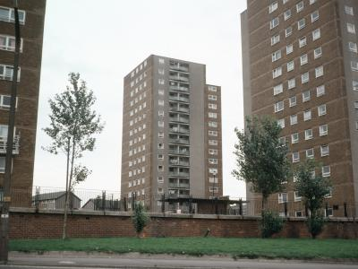 View of Elizabeth Street Estate