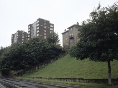 View of Crest Flats and Brow Cliff Flats
